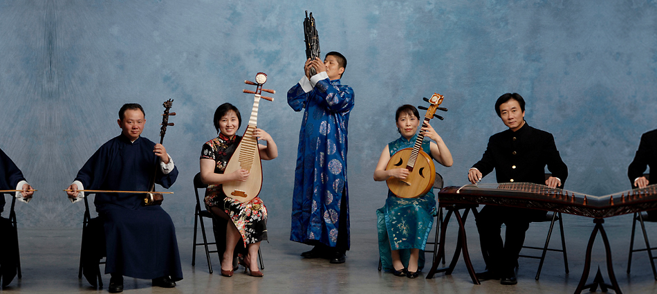 Vancouver Chinese Music Ensemble: slideshow photograph 4