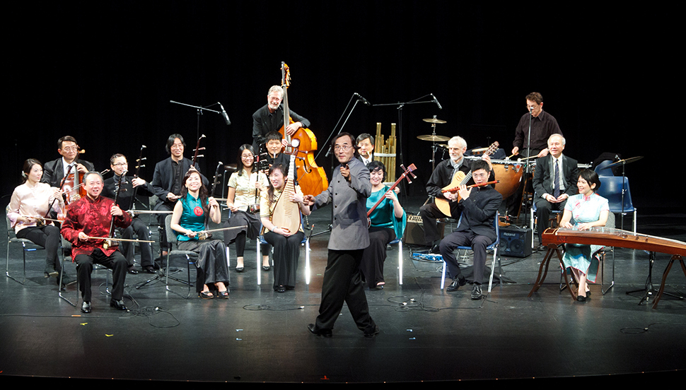 Vancouver Chinese Music Ensemble: slideshow photograph 3